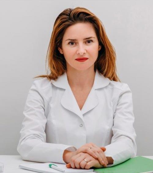 Ирина Дасюк