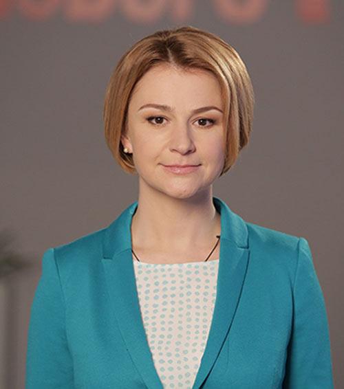 Катерина Безвершенко