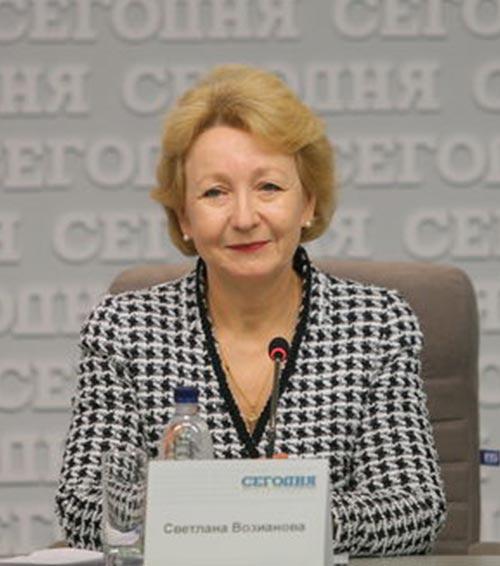 Светлана Возианова